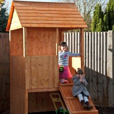 Shire 4 x 4 (1.2m x 1.2m) Shire Lookout Playhouse