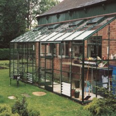 "6'4"" (1.92m) Wide Elite Kensington 6 Colour Lean To Greenhouse Range"