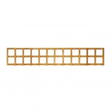 1ft High (300mm) Grange Heavy Duty Square Garden Trellis
