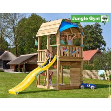 Jungle Gym Barn Climbing Frame
