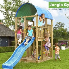 Jungle Gym Farm Climbing Frame