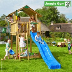 Jungle Gym Chalet Climbing Frame