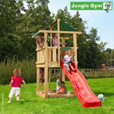 Jungle Gym Hut Climbing Frame