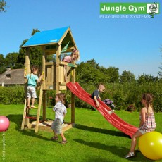 Jungle Gym Castle Climbing Frame