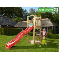 Jungle Gym Tower Climbing Frame