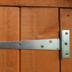 Shire 12 x 6 (3.59m x 1.83m) Shire Overlap Shed - Windowless