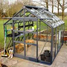 "8'5"" (2.54m) Wide Elite Titan 800 Colour Greenhouse Range"