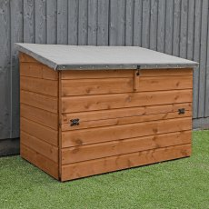 Mercia 2 x 4 (0.77m x 1.22m) Mercia Shiplap Storage Chest