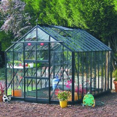 8'5' (2.55m) Wide Elite Thyme 8 Colour Greenhouse Range