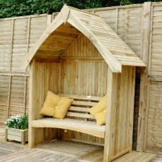 Forest Limoge Arbour - Pressure Treated
