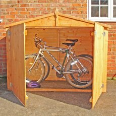 Shire 3 x 7 (0.95 x 2.05m) Shire Shiplap Bike Storage