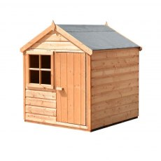 4 x 4 (1.12m x 1.19m) Shire Playhut Playhouse