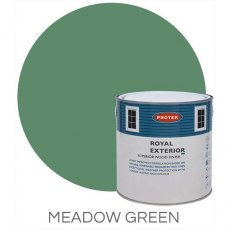 Protek Royal Exterior Paint 5 Litres - Meadow Green