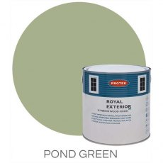 Protek Royal Exterior Paint 5 Litres - Pond Green
