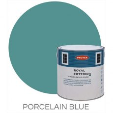 Protek Royal Exterior Paint 5 Litres - Porcelain Blue