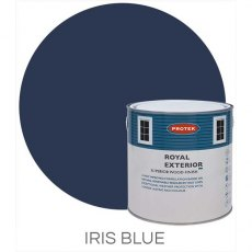 Protek Royal Exterior Paint 5 Litres - Iris Blue