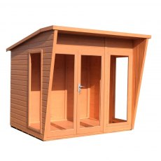 8 x 6 (2.3m x 1.8m) Shire Highclere Summerhouse