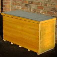 4 x 2 (1.25m x 0.55m) Shire Shiplap Storage Box