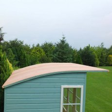10 x 6 Shire Orchid Summerhouse - Roof
