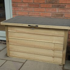 3 x 2 (0.99m x 0.48m) Forest Garden Storage Box - Pressure Treated