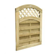 4ft High (1200mm) Forest Europa Prague Gate - Pressure Treated