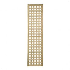 1ft 6in High (450mm) Forest Premium Framed Trellis - Pressure Treated