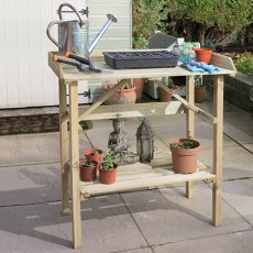 Grange Potting Table - Pressure Treated