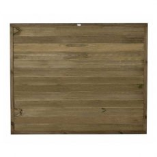 5ft High (1520mm) Forest Horizontal Tongue and Groove Fence Panel - Pressure Treated