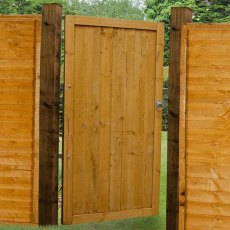 6ft High (1820mm) Forest Featheredge Gate