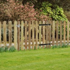 3ft High (900mm) Forest Heavy Duty Pale Gate