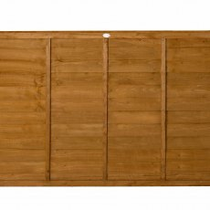 4ft High (1220mm) Forest Premier Lap Panel
