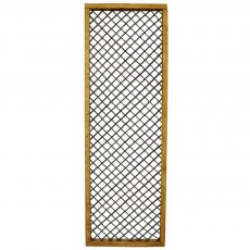 6ft High (1830mm) Forest Framed Willow Trellis