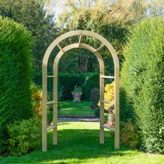 Forest Infinity Arch - Pressure Treated