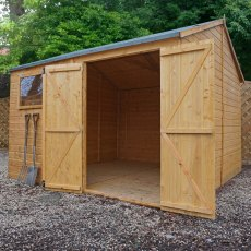 Tongue and Groove Sheds