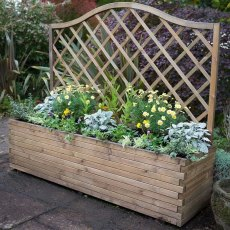 Forest Venice Planter - Pressure Treated