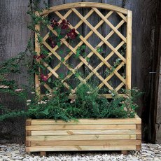 Forest Toulouse Planter - Pressure Treated