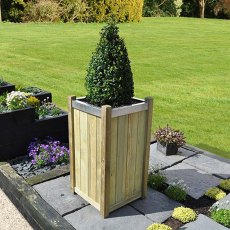 Forest Slender Planter - Small - Pressure Treated