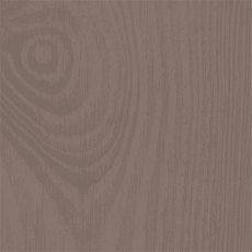 Thorndown Wood Paint 2.5 Litres - Ottery Brown - Grain swatch