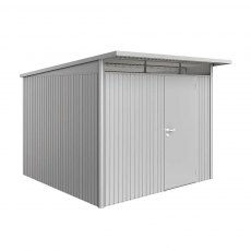 8 x 10 (2.60m x 3.00m) Biohort AvantGarde A7 Metal Shed - Single Door