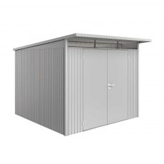 8 x 10 (2.60m x 3.00m) Biohort AvantGarde A7 Metal Shed - Double Door