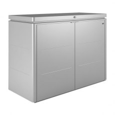 5 x 2 (1.60m x 0.70m) Biohort HighBoard 160 - Metallic Silver