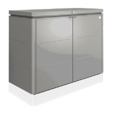 5 x 2 Biohort HighBoard 160 - Metallic Quartz Grey