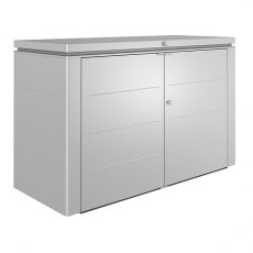7 x 3 (2.0m x 0.84m) Biohort HighBoard 200 - Metallic Silver