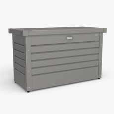 Biohort LeisureTime Box 100 - Metallic Quartz Grey