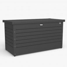 Biohort LeisureTime Box 130 - Metallic Dark Grey