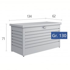 Biohort LeisureTime Box 130 - Dimensions
