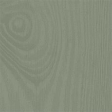 Thorndown Wood Paint 750ml - Old Sage Green - Grain swatch
