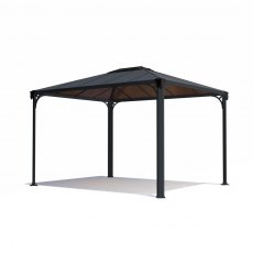 10 x 12 Palram Martinique 3600 Gazebo - isolated