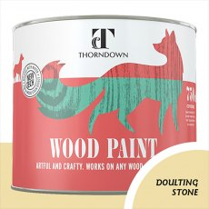 Thorndown Wood Paint 750ml - Doulting Stone - Pot shot
