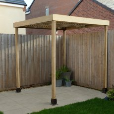 Forest Modular Pergola - Pressure Treated